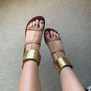 """Sam Edelman """"Genette"""" flat gladiator sandal"""